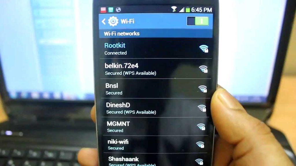 Wifi Samsung Bermasalah