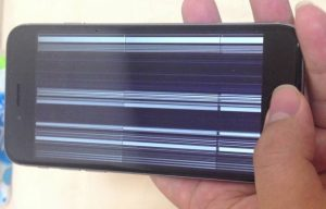 iPhone 6 Plus bergaris dan sering hang