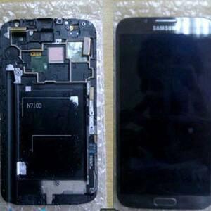Samsung Note2 layar Mati