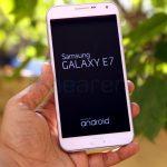 Galaxy E7 Mati tapi mesin hidup