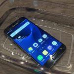 Samsung Galaxy S7 Edge Bisa Bernapas di Dalam Air