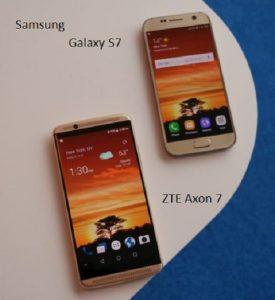 Bagus mana ZTE Axon 7 atau Samsung Galaxy S7