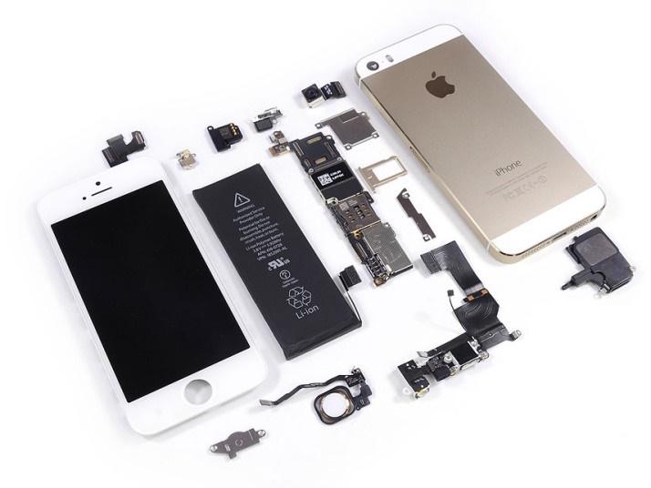 iPhone 5 Kena Air