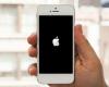 iPhone hidup mati terus
